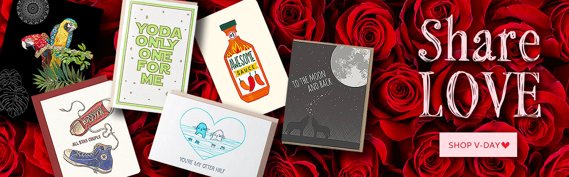Show your love with Valentine's Day Gifts Cards and Gift Idea, Free Same Day Delivery In Toronto GTA - ATTO Gift