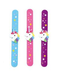Unicorn Snap Band Bracelet