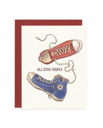 All Star Couple Card