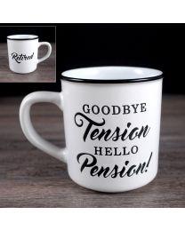 Mug - Good Bye Tension