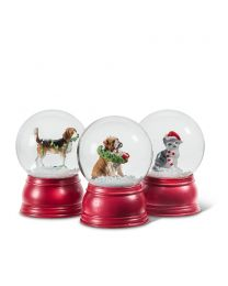 Small Holiday Pet Globe - 2.5""