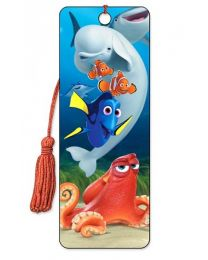 3D BOOKMARK - FINDING NEMO - GROUP