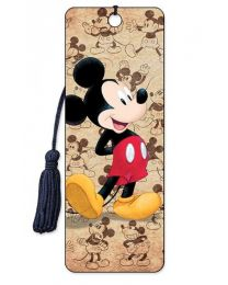 3D BOOKMARK - MICKEY - CLASSIC