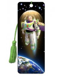 3D BOOKMARK - TOY STORY - BUZZ LIGHTYEAR