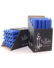 Twilight 7' Candle - Cobalt Blue