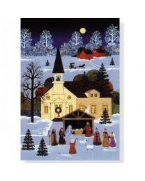 Boxed Cards - Country Nativity