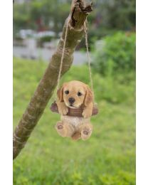 Pet Pals - Golden Retriever Puppy Hanging