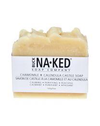 CHAMOMILE & CALENDULA CASTILE SOAP