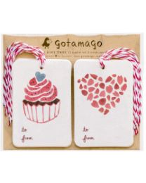 Sweetheart Tags (10pc)