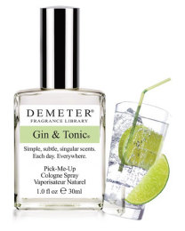 GIN & TONIC - PURSE SPRAY