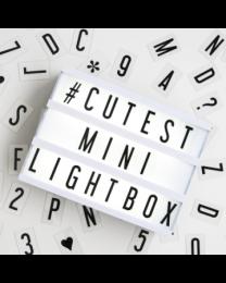 Mini Cinema Lightbox (Classic)