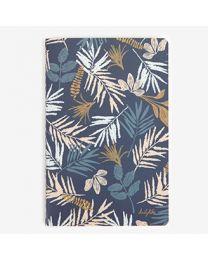 Pocket Note - 08 Azure leaf