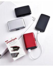 RFID Safe Aluminum Power Wallet