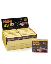 60 LED 20ft. String Lights