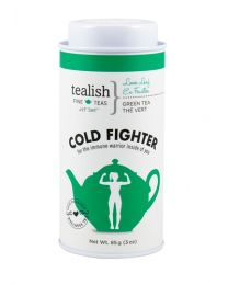 COLD FIGHTER - WELLNESS TEA TIN