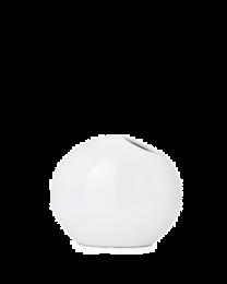 Orb Pod White Vase - Small