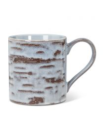 Large Grey Birch Mug 14oz