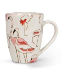 Flamingo Mug 8oz