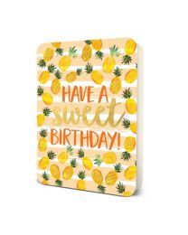PINEAPPLE SWEET BIRTHDAY CARD
