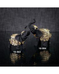 Elephant Figurine 4x2x4