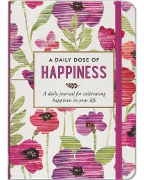 JOURNAL - A DAILY DOSE OF HAPPINESS