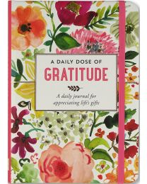 JOURNAL - DAILY DOSE OF GRATITUDE