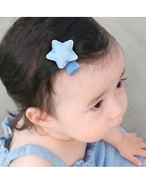 Mini Jean Star Hairpin