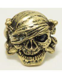 Pirate Skull Casting Ring