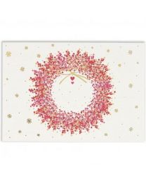 Boxed Cards - Winterberry Wreath