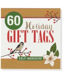 Gift Tag Stickers - Woodland