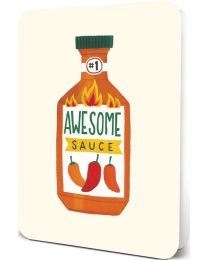 Awesome Sauce Card