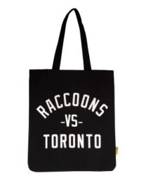 Raccoons Vs. Toronto Tote Bag