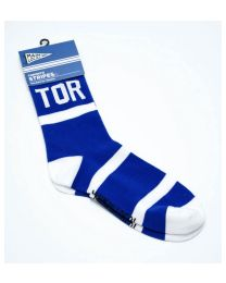 Toronto City Stripes Socks