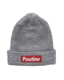 Poutine Beanie Grey