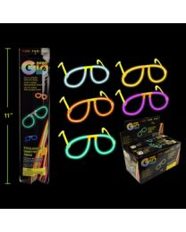Neon Glo Eye-glasses, 5 col