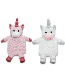Unicorn Plush 1L Hot Water Bottle
