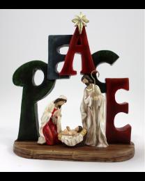 Poly Holy Family - Peace