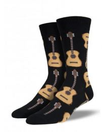 Socksmith Mens Socks - Guitars