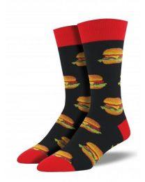 Socksmith Mens Socks - Good Burger