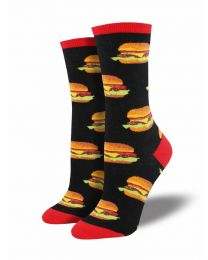 Socksmith Ladies Socks - Good Burger
