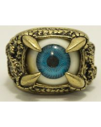 Blue Aromor Eye Ring