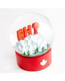 Main and Local Eh? Snow Globe