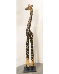 Wooden Giraffe 100cm