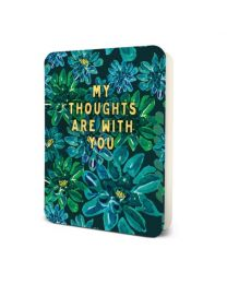 MY THOUGHTS CARD