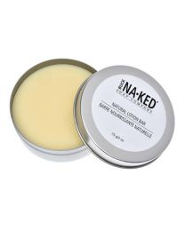 Buck Naked Lotion Bar - Natural