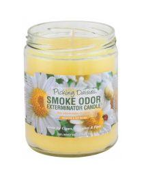 Smoke Odor Exterminator Candle - Picking Daisies