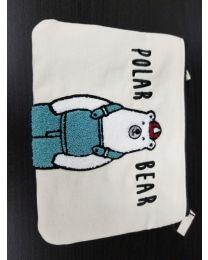 Polar Bear Pouch bag