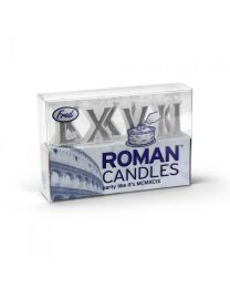 ROMAN CANDLES - BIRTHDAY CANDLES
