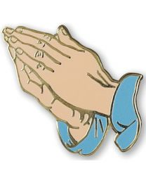 Enamel Pin - Praying Hands