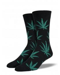 Socksmith Mens Socks - Pot Leaves